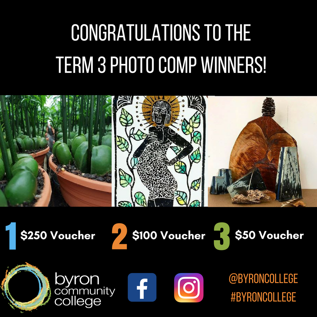 Term 3 Photo Comp Winners